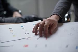 de logo design trends van 2021