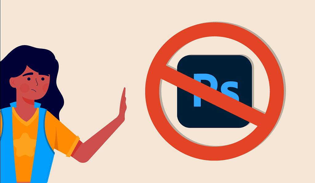 een logo maken in Photoshop