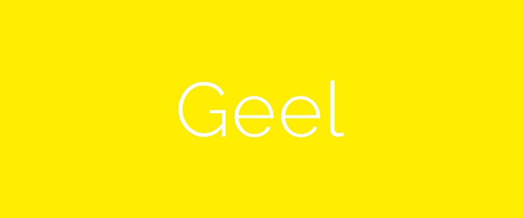 De betekenis van de kleur geel