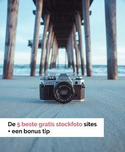 De 5 beste gratis stockfoto sites + een bonus tip