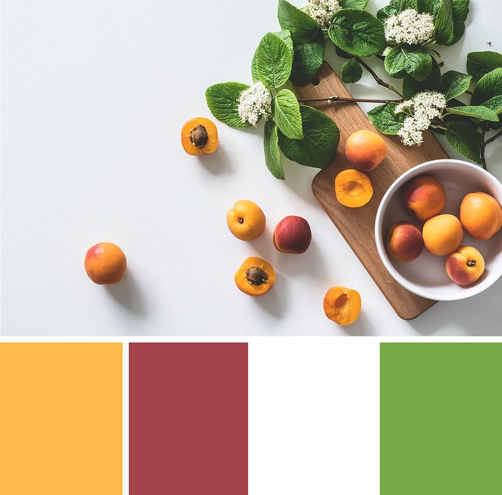 kleureninspiratie: fruit