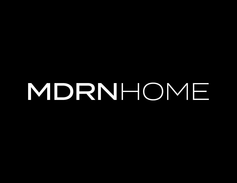 MDRN HOME - Logo ontwerp