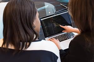Het verschil tussen een webdesigner en een webdeveloper