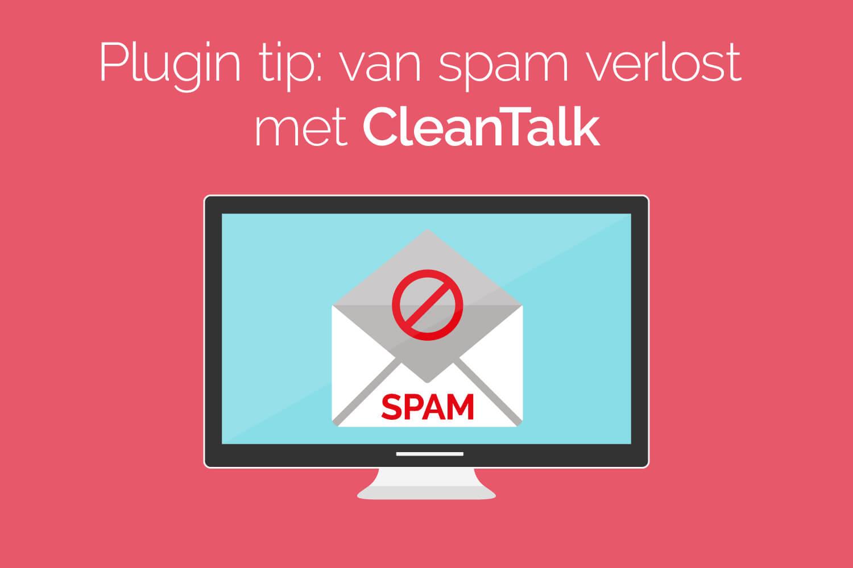 Anti-spam plugin CleanTalk blog post