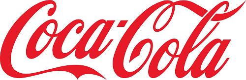 voorbeeld van een logo met alleen een woordmerk coca cola logo