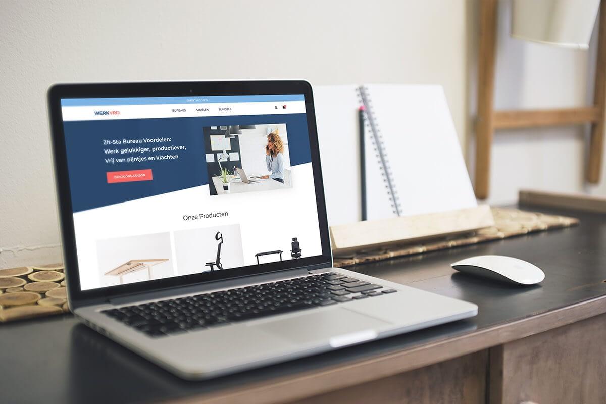 webshop ergonomische werkplek