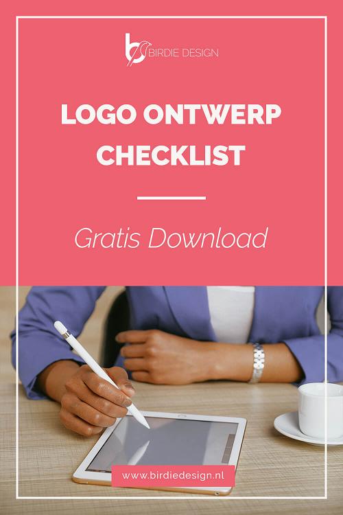 logo checklist pinterest afbeelding