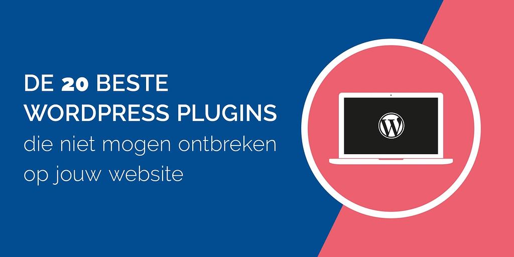 De beste Wordpress plugins