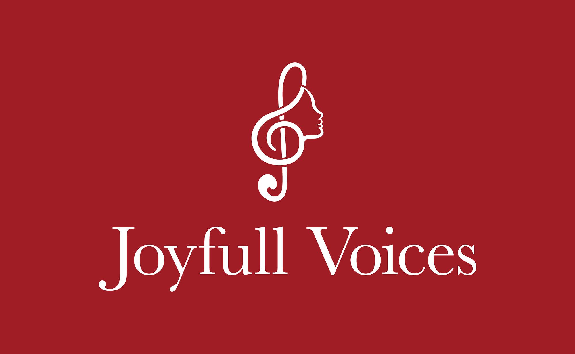 Logo ontwerp Joyfull Voices_portfolio next