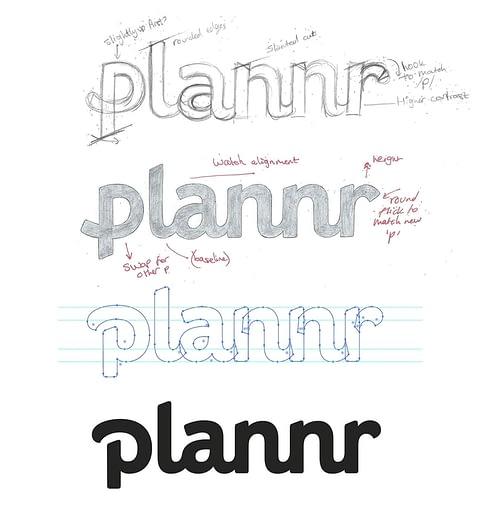 zelf ontworpen woordmerken logo trends 2020