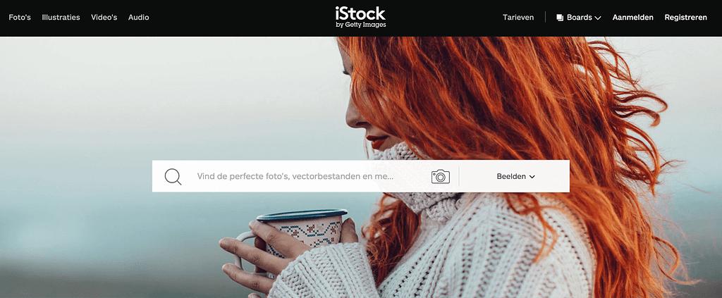 beste betaalde stockfoto websites iStock