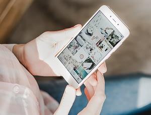 Meer social media volgers door een aantrekkelijke uitstraling