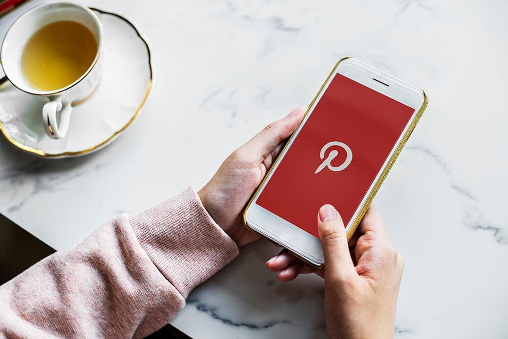 Meer verkeer naar je website met Pinterest
