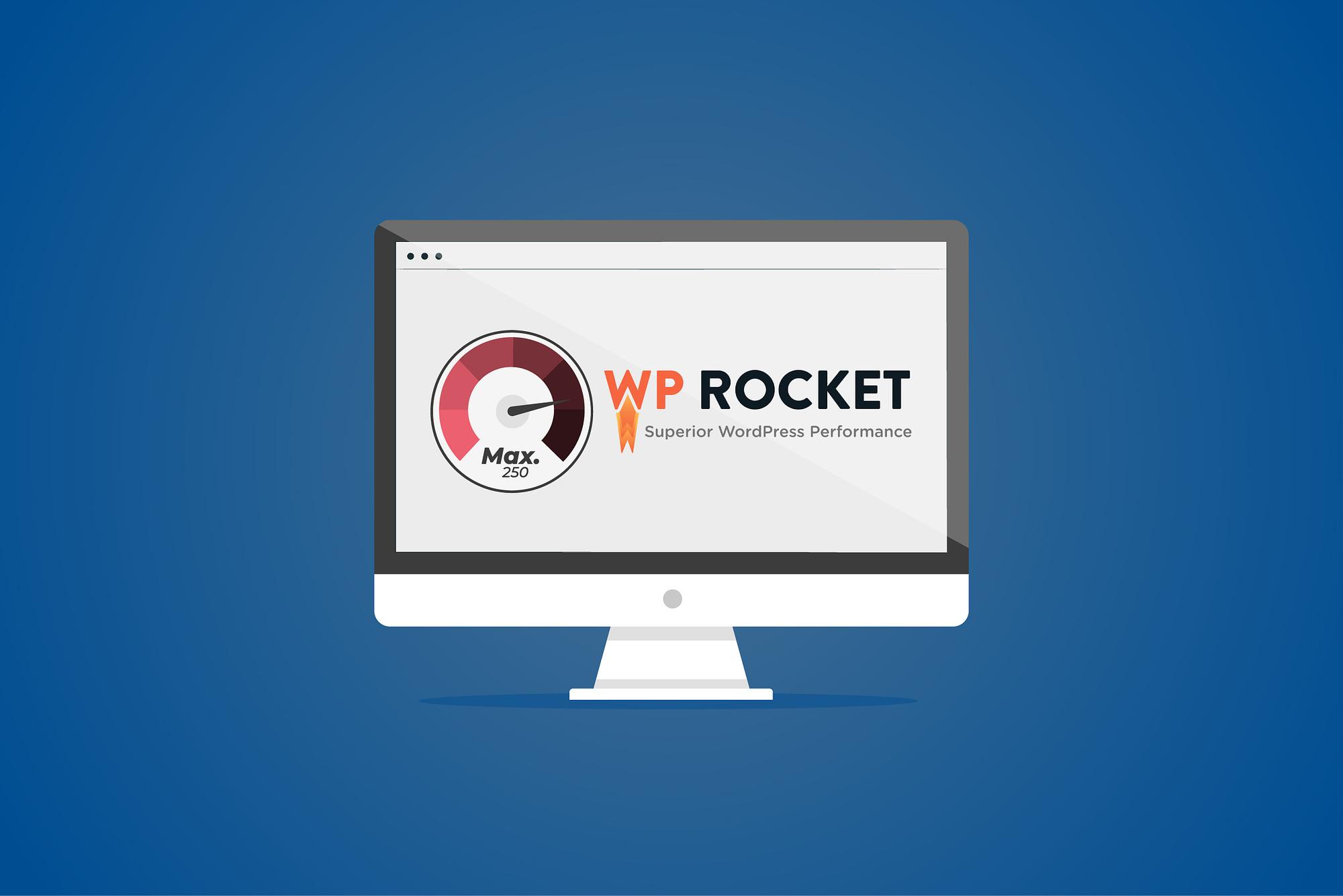 Maak je Wordpress website sneller met WP Rocket