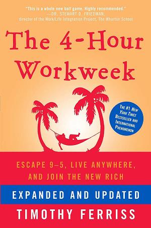 the 4 hour work week boekentip