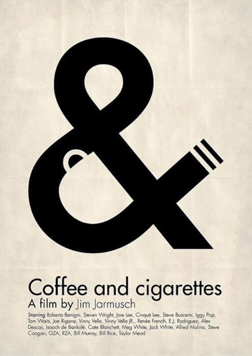 Coffee and Cigarettes film poster