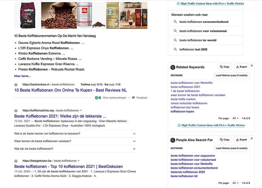 zoekwoordenonderzoek - SEO tips om je website een boost te geven